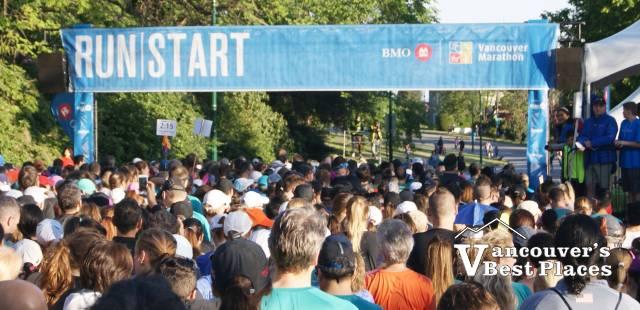 BMO Vancouver International Marathon