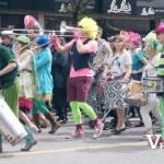 Earth Day Parade Band