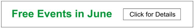 Free Events and Activities in June