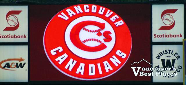 Vancouver Canadians Baseball