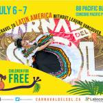 Carnaval del Sol 2019 Poster