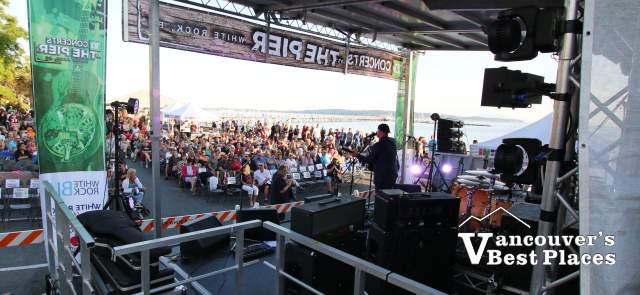 Concerts on the Pier Venue