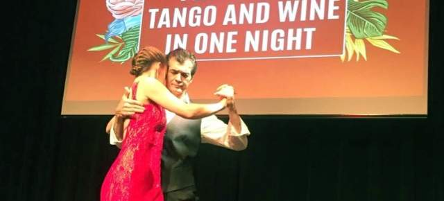 Flamenco, Tango & Wine Night