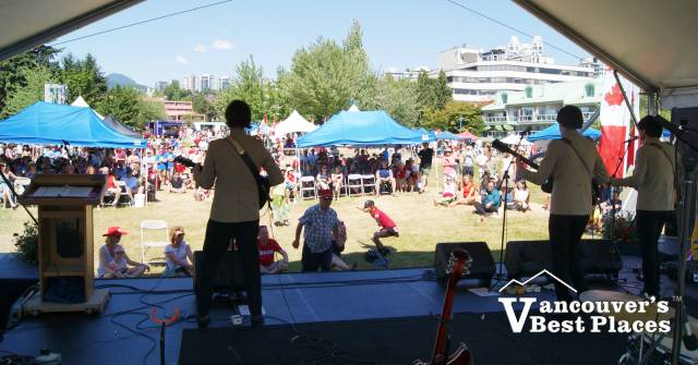 Concerts at Waterfront Park