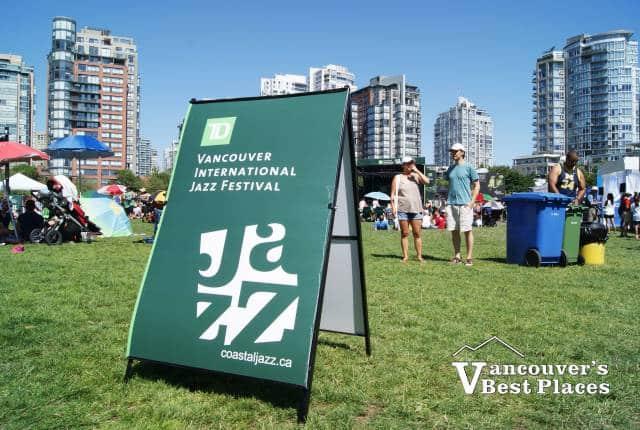 TD Vancouver Jazz Festival