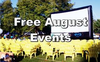 Free August Events in Vancouver
