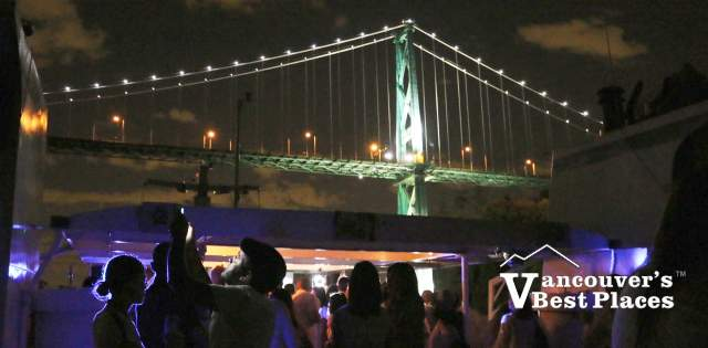 Lions Gate and Boat Party Cruise