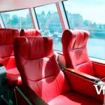 Royal Class Seats on V2V Ferry