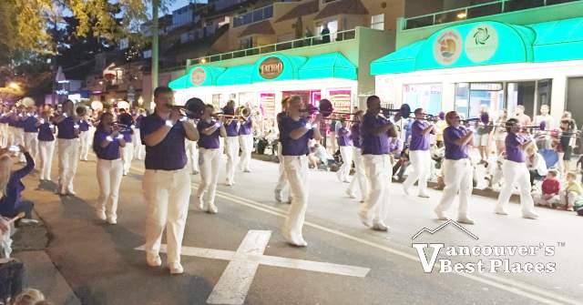 Sea Festival Parade Band