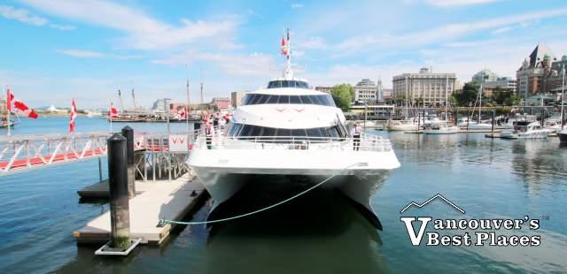 V2V Vancouver to Victoria Ferry