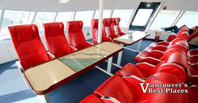 V2V Main Deck Premium Comfort Seats