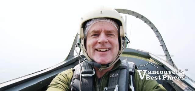 Abbotsford Stunt Plane Flight