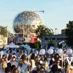 Science World and Diner en Blanc