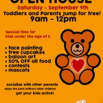 Sky Zone Toddler Open House