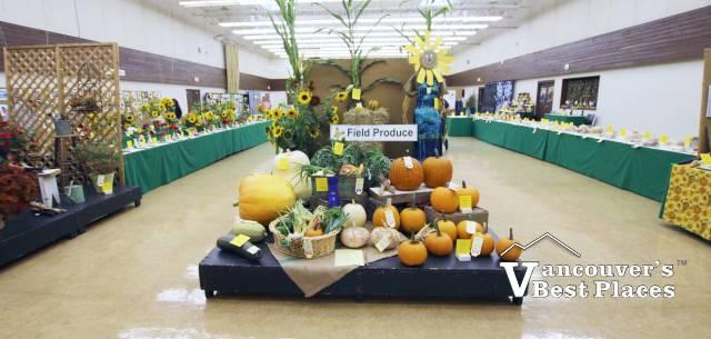 Agassiz Fair Exhibition Hall