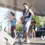 Mazacote Band on Stage