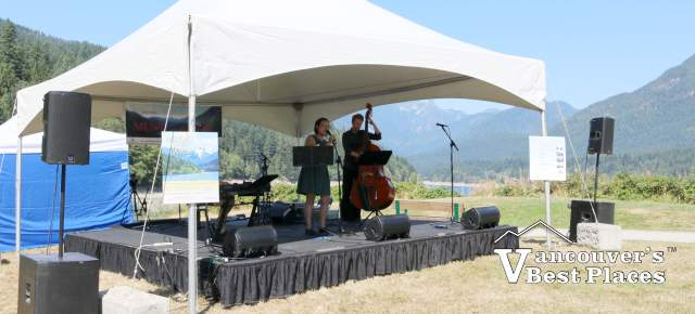 Music in the Park Band