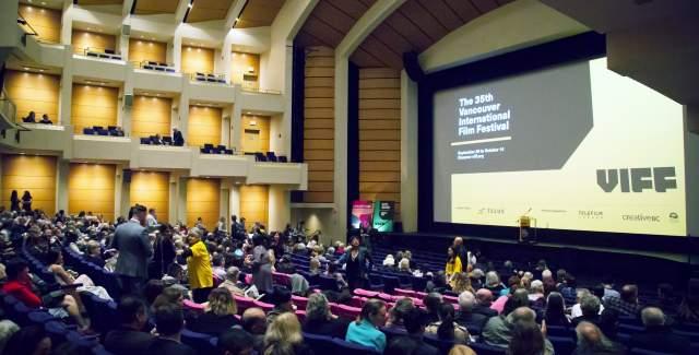 VIFF 2016 Film Theatre