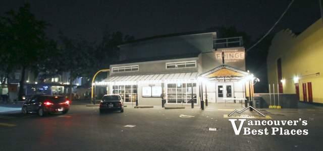 Waterfront Theatre on Granville Island