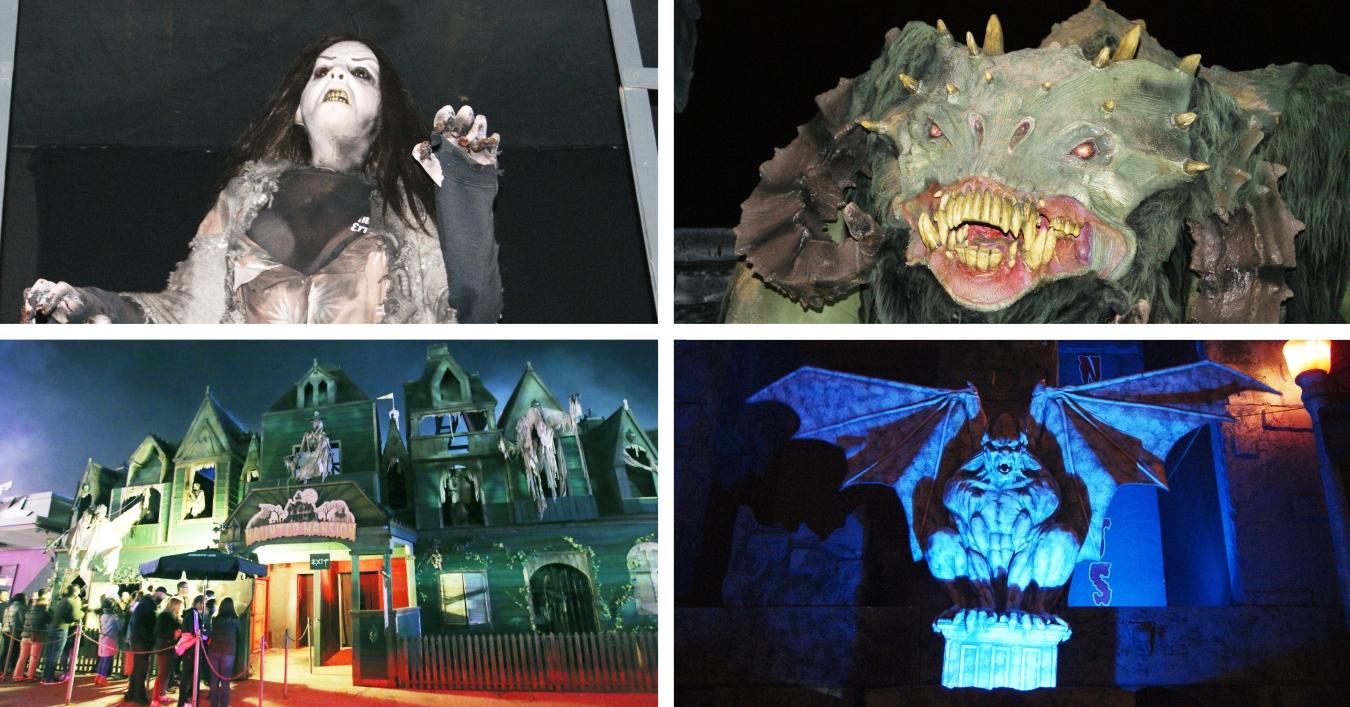 Haunted Mansion at Fright Nights