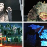 PNE Fright Nights Haunted Houses
