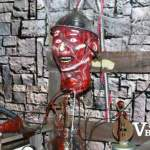 Haunted House Head Experiment