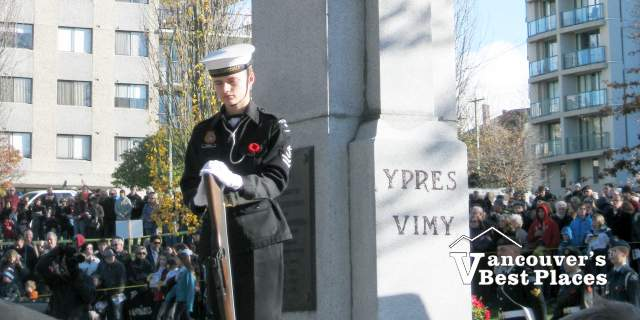 Remembrance Day Bagpiping Band
