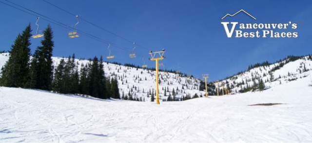 Sasquatch Chair and Ski Run and