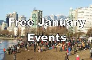 Free January Events