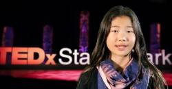 Jenny Zou at TEDx 2018