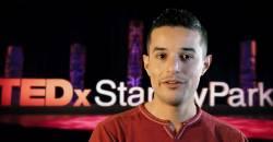 Mohammed Alsaleh at TEDx 2018