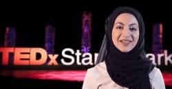 Zamina Mithani at TEDx 2018