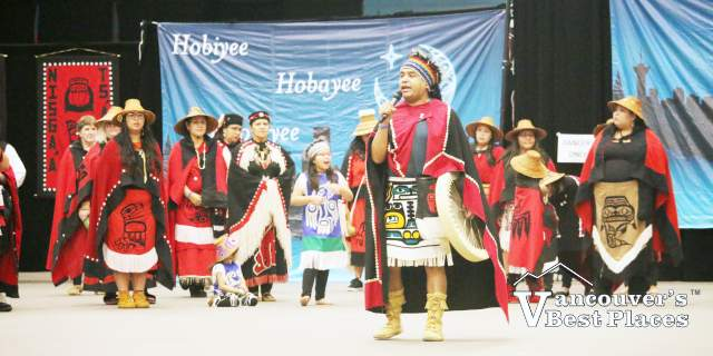 Hoobiyee Nisga'a New Year Celebrations