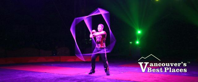 Circus Spinning Act