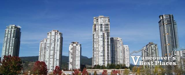 Coquitlam Office Towers