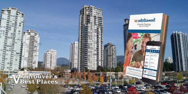 Entertainment Coupon Book in Coquitlam