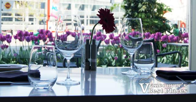 Fairmont Waterfront Restaurant