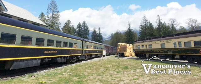 West Coast Railway Park Trains