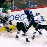 Canucks vs Dallas Hockey