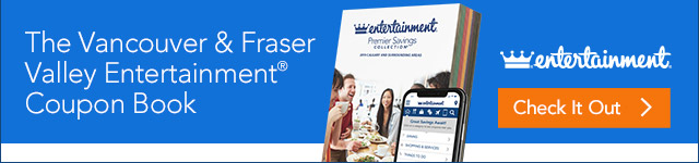 Vancouver Entertainment Coupon Book Banner Ad