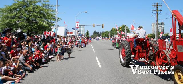 Abbotsford on Canada Day
