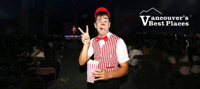 Circo Osorio Circus Clown