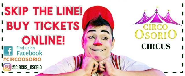 Circo Osorio Tickets