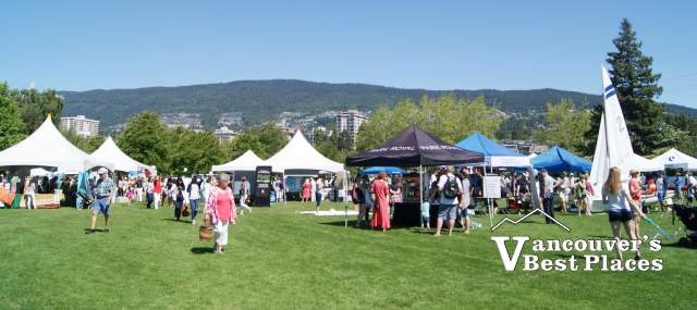 Lawns at Ambleside at Community Day