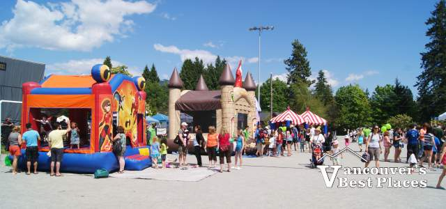 Lynn Valley Day Bouncy Castles