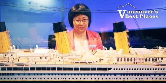 Model Titanic