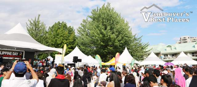 Philippine Days Festival at Waterfront Park