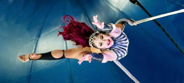 Yesika at Circo Osorio Circus