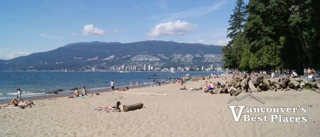 Third Beach at Stanley Park