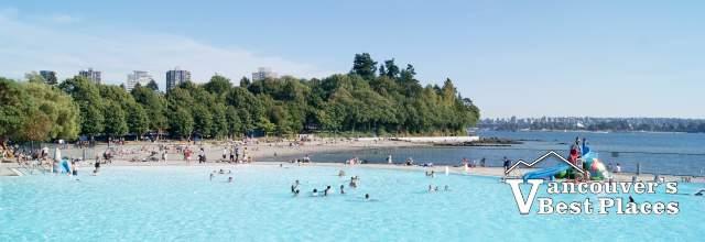 Second Beach Pool